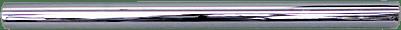 TUB TELESCOPIC DIN INOX CROMAT